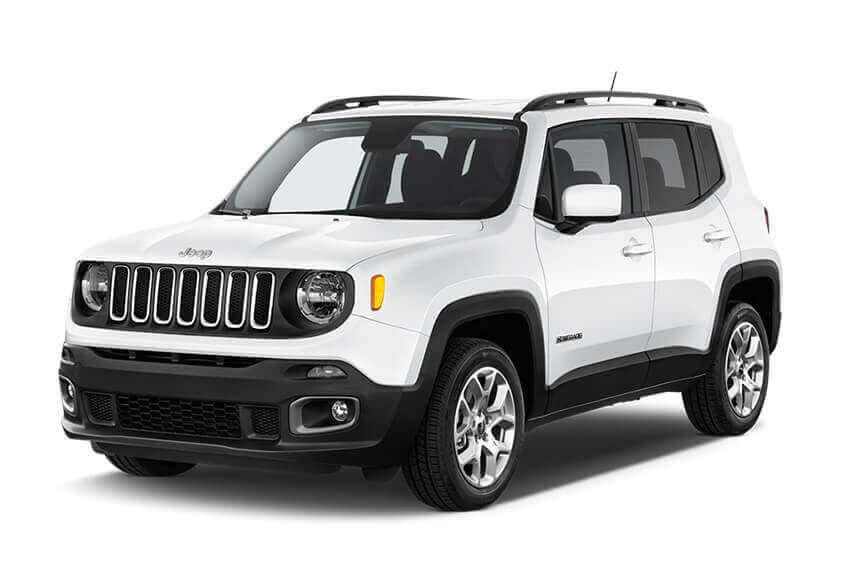 Jeep Renegade Mieten bei yes rent a car