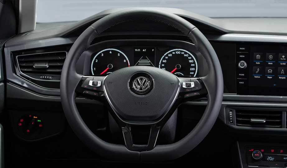 Volkswagen Polo yes rent a car Samos